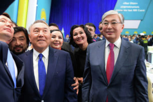 Президента Токаева мало интересуют выборы. Все отдано на откуп «Библиотеке» и Nur Otan