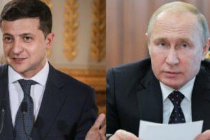 Украина готова к вторжению России — Владимир Зеленский