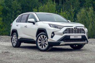 Провалил «лосиный тест». Toyota устранит спорный недостаток нового RAV4