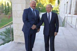 Путин и Лукашенко поругались перед праздником