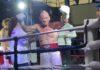 70-летний профессиональный боксер нокаутировал 43-летнего соперника