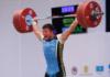 Казахского тяжелоатлета лишили звания чемпиона мира