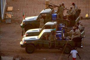 Сотрудники Службы общей разведки Судана устроили мятеж в знак протеста против решения властей. Их подавила армия