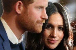Меган Маркл об отречении принца Гарри: Это лучшее событие в его жизни