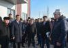 Вице-премьер-министры ознакомились с ситуацией на кыргызско-казахском участке госграницы