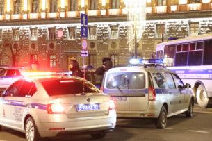 Из ФСБ уволили снимавших стрельбу на Лубянке сотрудников