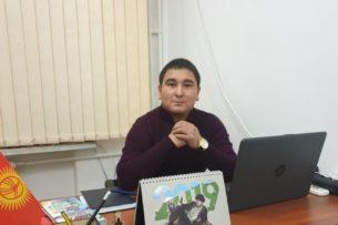 Супруга задержанного редактора Chyndyk.kg обратилась к общественности