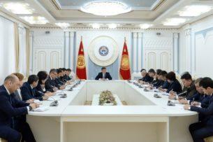 Аппарат президента Кыргызстана подвел итоги 2019 года. Какие задачи поставлены на 2020 год?
