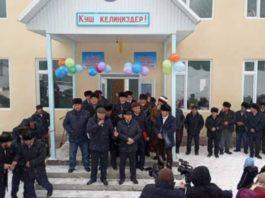 Мигрант построил школу в селе Арсланбоб