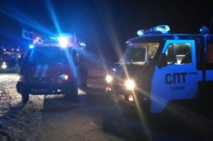 В результате ДТП на трассе в Челябинской области погибли пять человек, которые ехали в авто с госномерами Кыргызстана