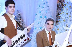 Внук Бердымухамедова обучается в элитной школе в Швейцарии