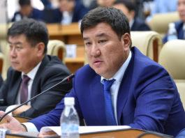 Кыянбек Сатыбалдиев освобожден от должности полномочного представителя правительства в Джалал-Абадской области
