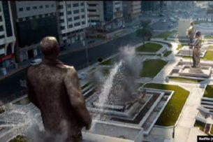 Борат-2: аким Туркестана считает, что из-за фильма «Призрачная шестерка» плохо подумают о его городе