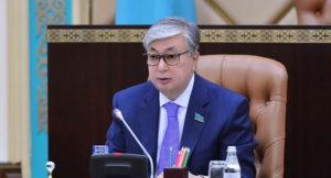 Касым -Жомарт Токаев