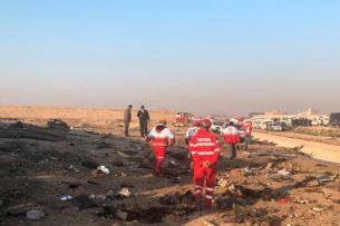 Иран признал, что случайно сбил украинский самолет