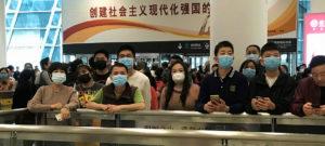 Данные по коронавирусу Китая вызывают споры