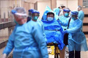 В Китай за минувшие сутки выявили 63 случая коронавируса