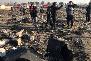 Bloomberg: Иран заявил, что украинский Boeing был сбит двумя ракетами из ЗРК «Тор-М1»
