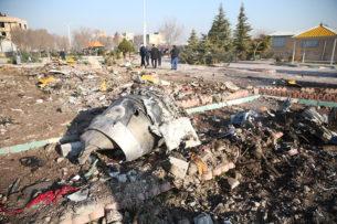 The New York Times опубликовала видео с попаданием ракеты в украинский Boeing