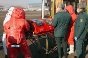 Четверых прибывших из Китая госпитализировали в Казахстане