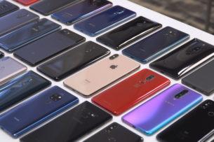 В России задержали партию контрафактных смартфонов из Кыргызстана