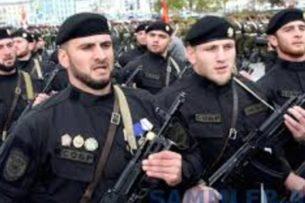 В Дубаи вылетает чеченский спецназ