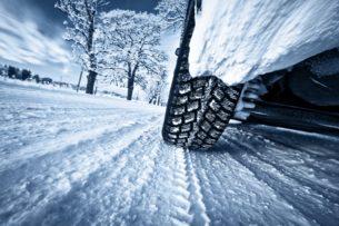 Названы топ-5 опасных ошибок при зимнем вождении