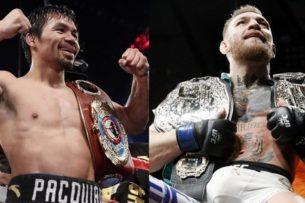 Боксерский матч между Мэнни Пакьяо и Конором Макгрегором стал намного более реальным