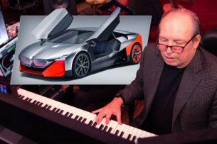 Известный композитор сочиняет звук для электромобилей BMW