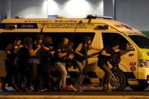 Полиция застрелила в Таиланде военнослужащего, который убил более 20 человек. Мотивы убитого пока не ясны