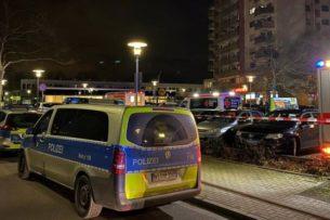Убито восемь человек: В немецком городе Ханау  устроили стрельбу в двух барах