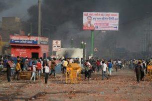 В Дели в течение трех ночей продолжались погромы районов, где живут мусульмане. Погибли 27 человек