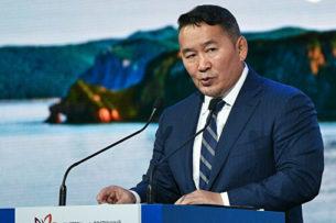 Президента Монголии отправят на карантин