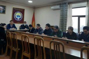 Мэрия Бишкека: Условно осужденным находят работу