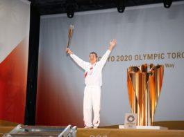 В Японии состоялась репетиция эстафеты Олимпийского огня