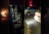 Массовая драка вблизи кыргызско -казахской границы: Опубликованы видео нападения на полицейских и столкновений