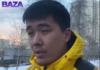 Кыргызстанец спас беременную москвичку, заказавшую доставку еды на дом