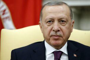 Реджеп Эрдоган привился китайской вакциной от коронавируса