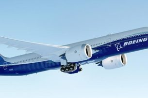 Гонки самолетов Boeing (Видео)