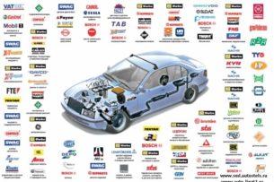 Производители и упаковщики автозапчастей. Настоящими производителями деталей являются другие заводы, а не сам автопроизводитель