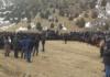В Алайском районе жители выступают против разработки угольного месторождения