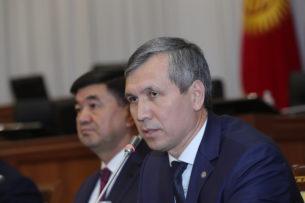 Жогорку Кенеш одобрил кандидатуру Акрама Мадумарова на должность вице-премьер-министра КР по вопросам границ