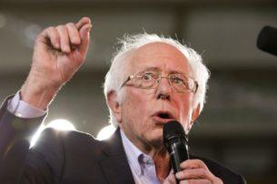 Washington Post: Россия пытается помочь избирательной кампании возможного соперника Трампа  Берни Сандерса