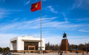 Подписан указ о введении чрезвычайного положения на территории города Бишкек