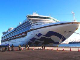На борту Diamond Princess коронавирус обнаружен у пассажира из Кыргызстана