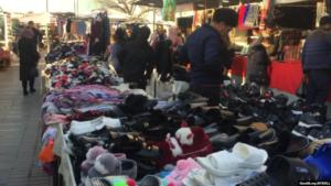 Рынок «Чарсу» в Ташкенте