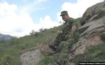 Бойцы мятежного полковника Махмуда Худойбердиева просят паспорта Узбекистана