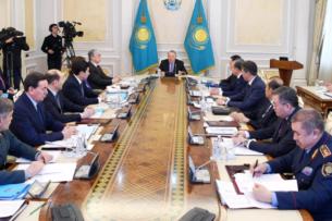 Назарбаев о Кордайской трагедии: «сложившаяся ситуация меня сильно тревожит»