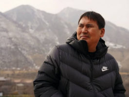 Сын Алмазбека Атамбаева Сеид Атамбаев рассказал о своем возвращении в политику