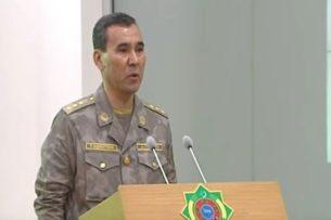 В Туркменистане снят с должности министр национальной безопасности Яйлым Бердыев